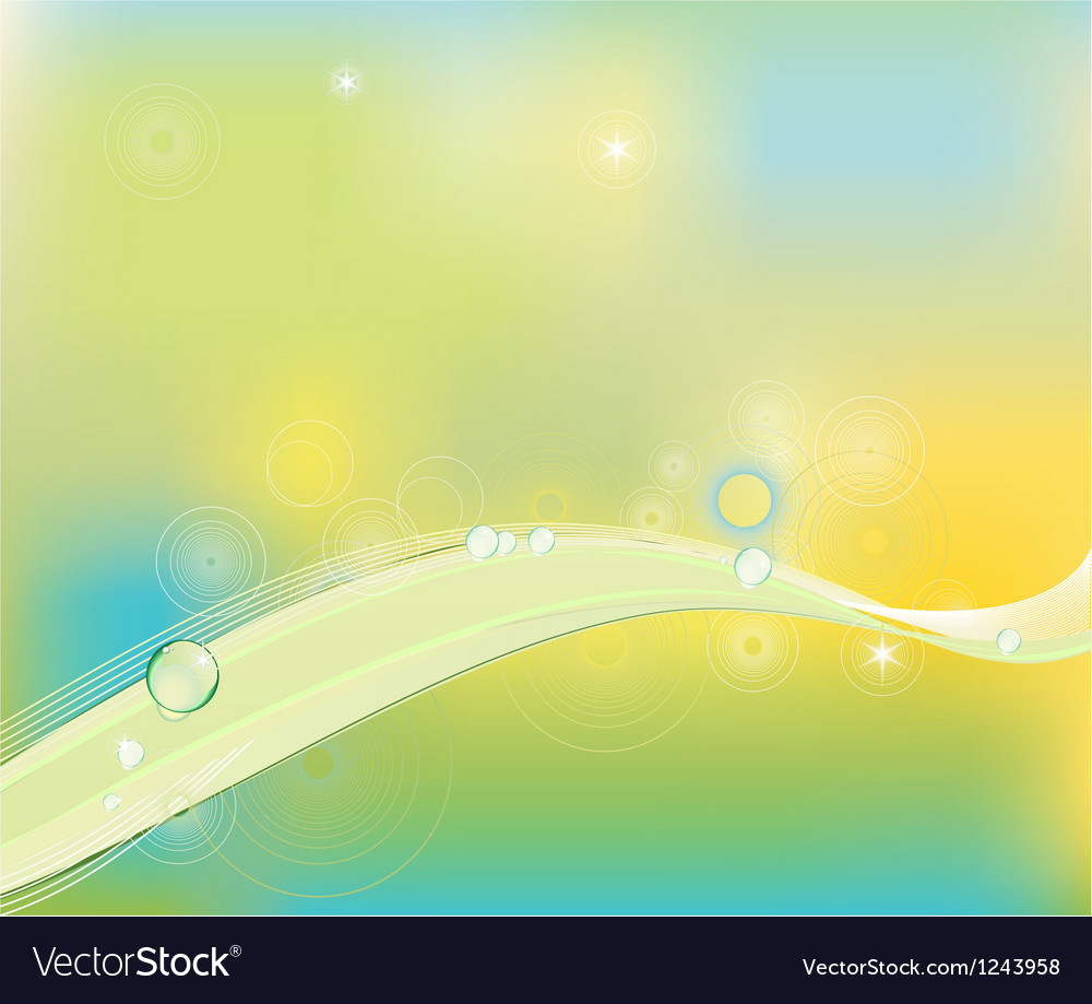 Clip art abstract wave line background