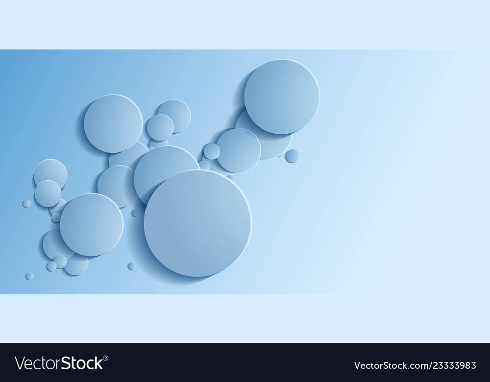 Abstract background is similar to the bubbles