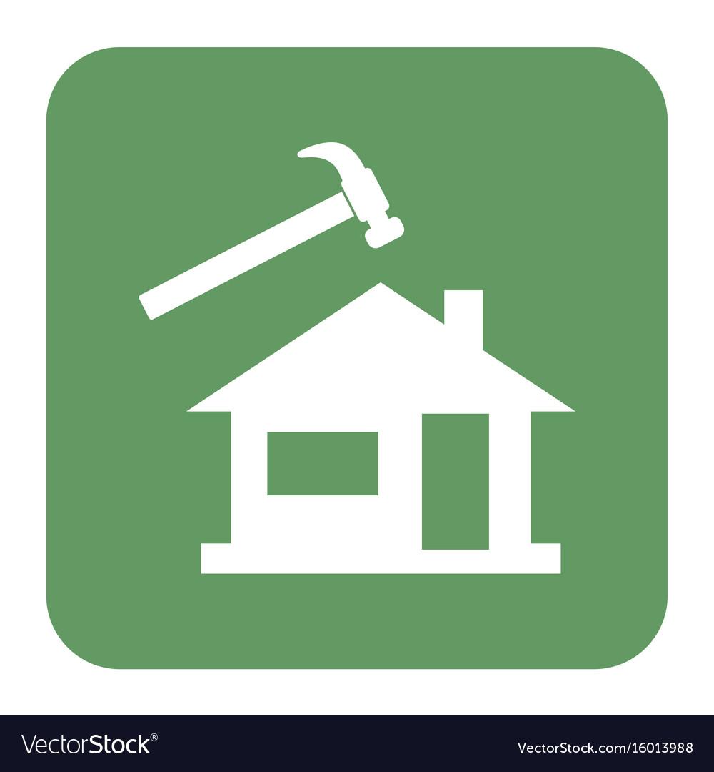 Roofer slater icon