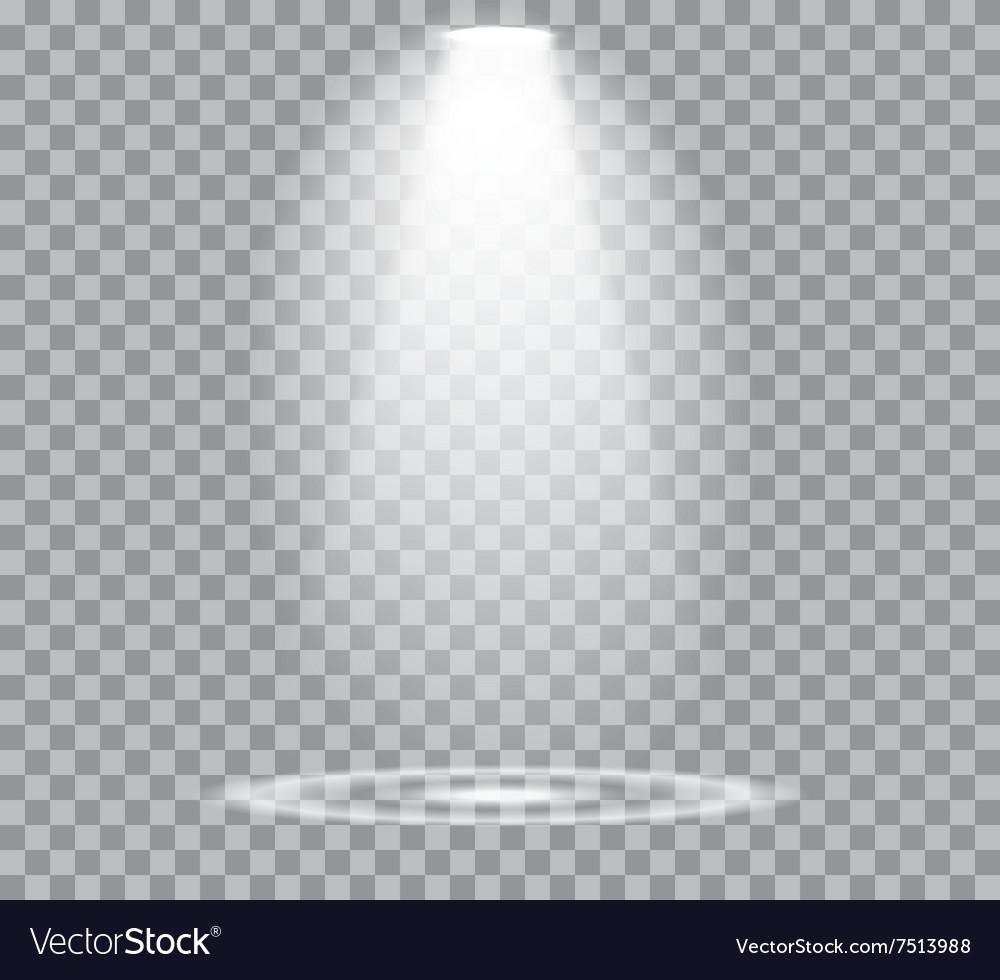 Spotlights Scene