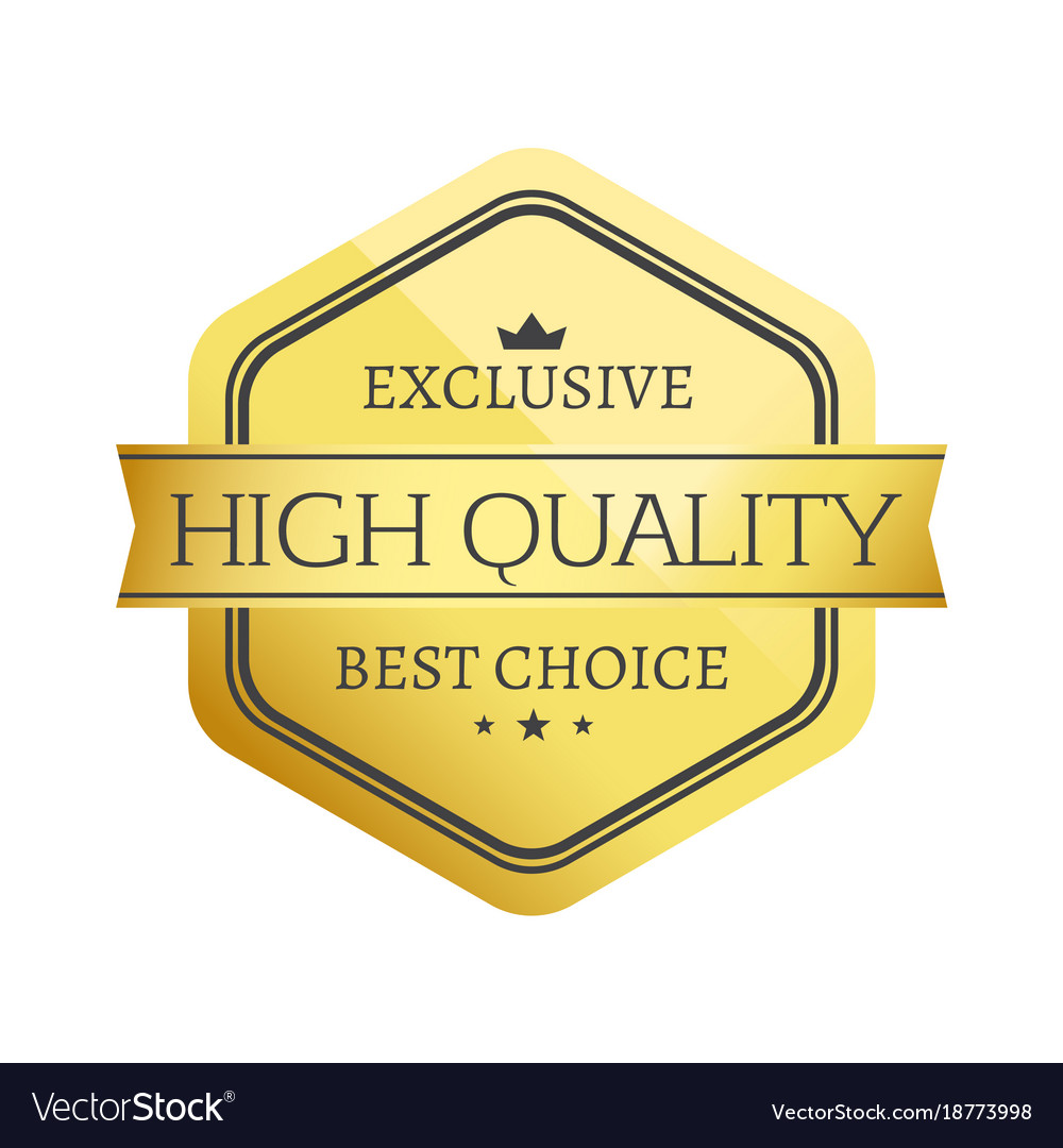 Exclusive high quality best