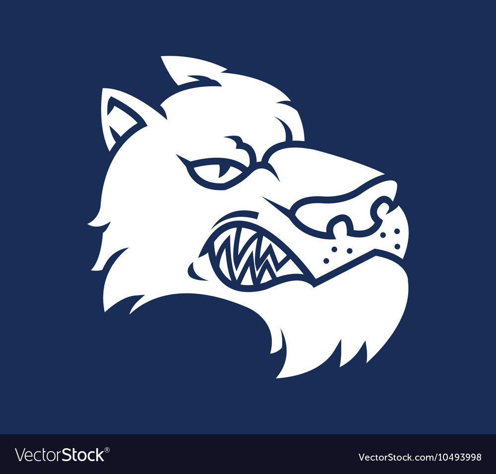Puma Head Silhouette