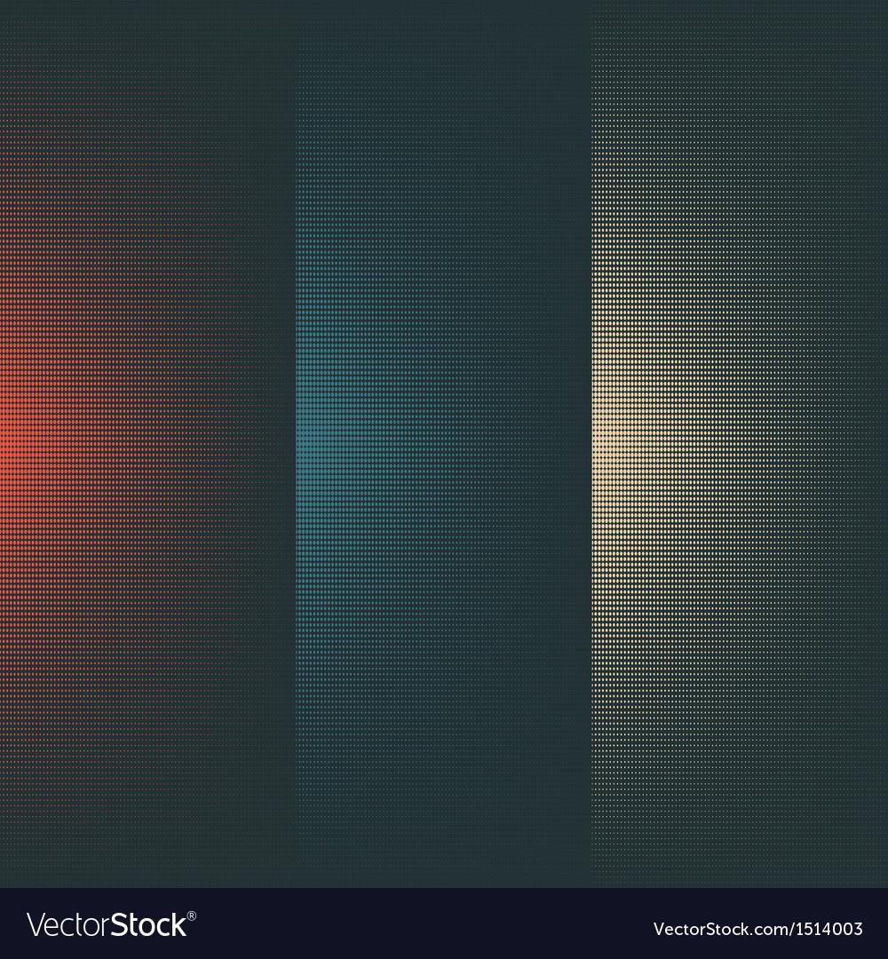 Striped geometric background