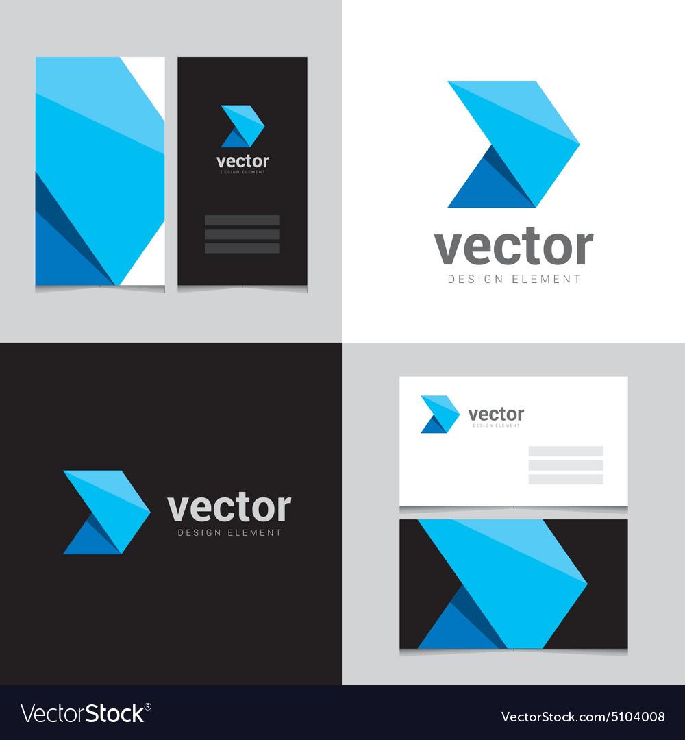 Logo design element 23 vector image
