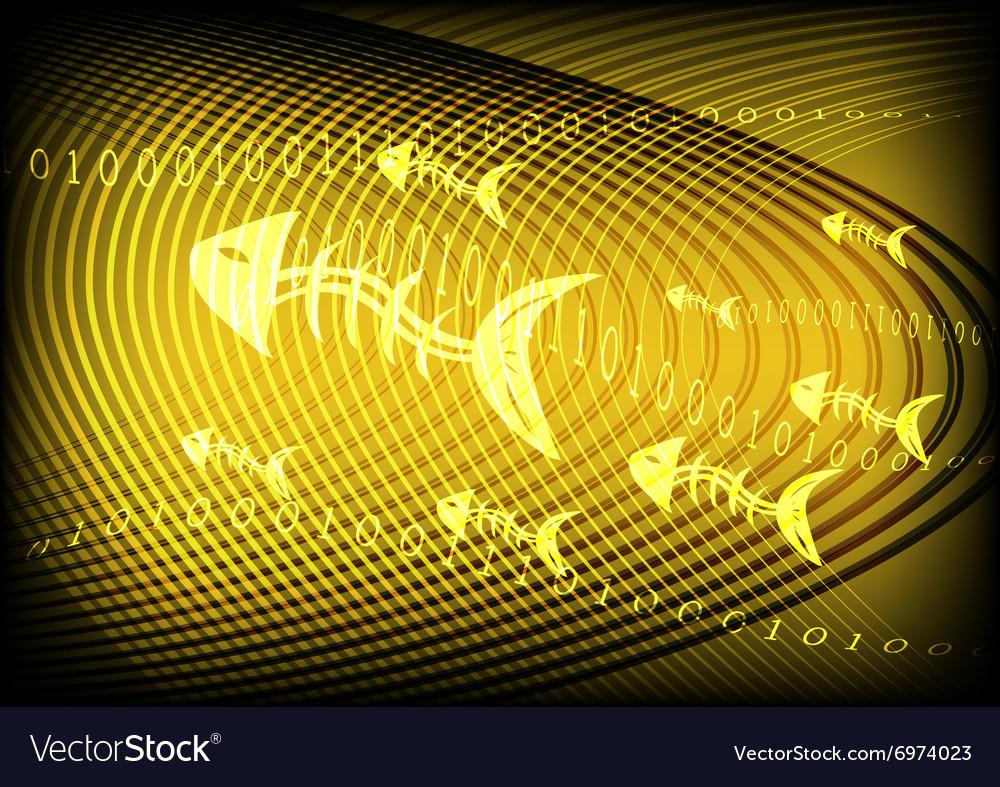 Phishing Information Technology Yellow