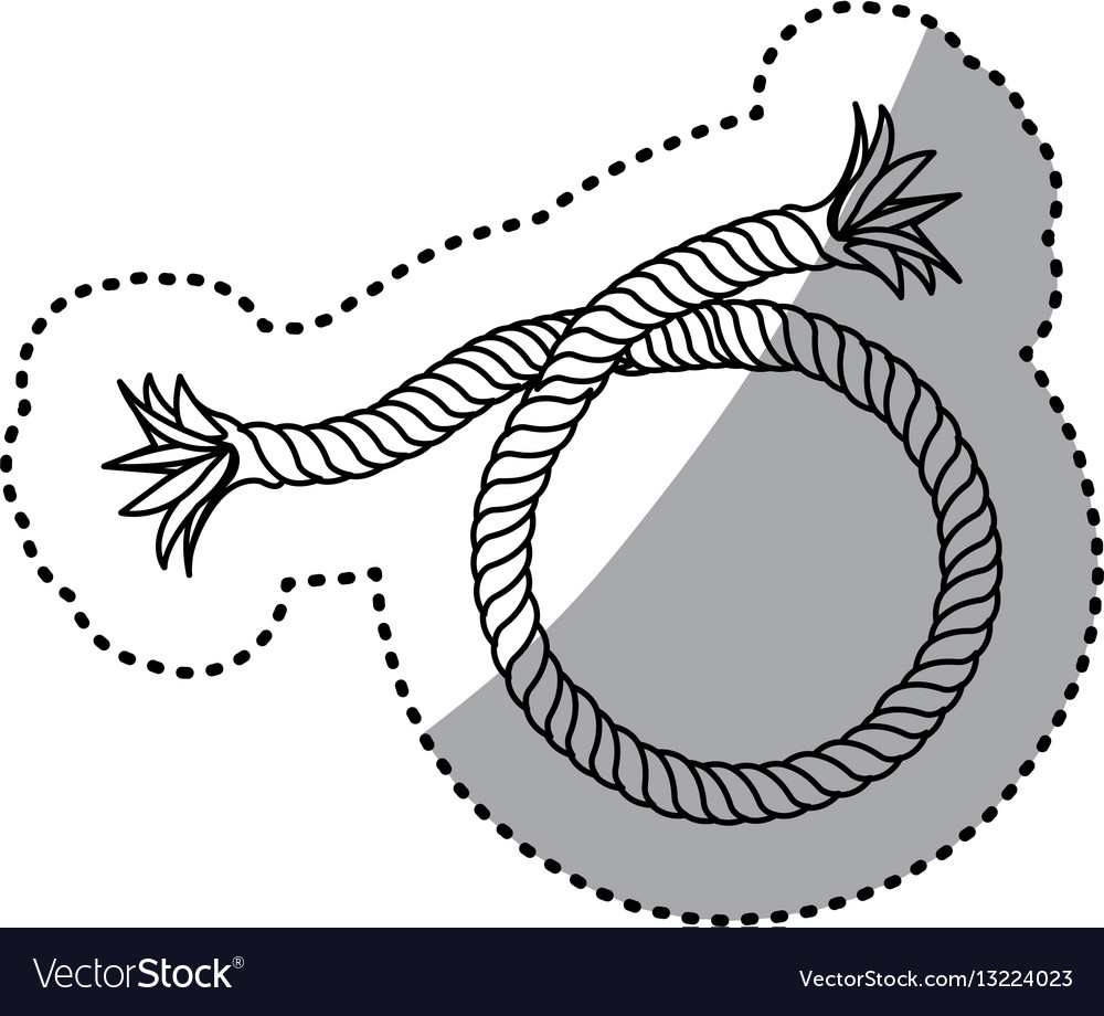 Cord & Frayed Vector Images (31)