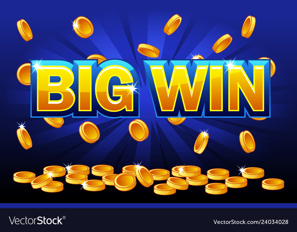 Big win and falling from the top golden coins