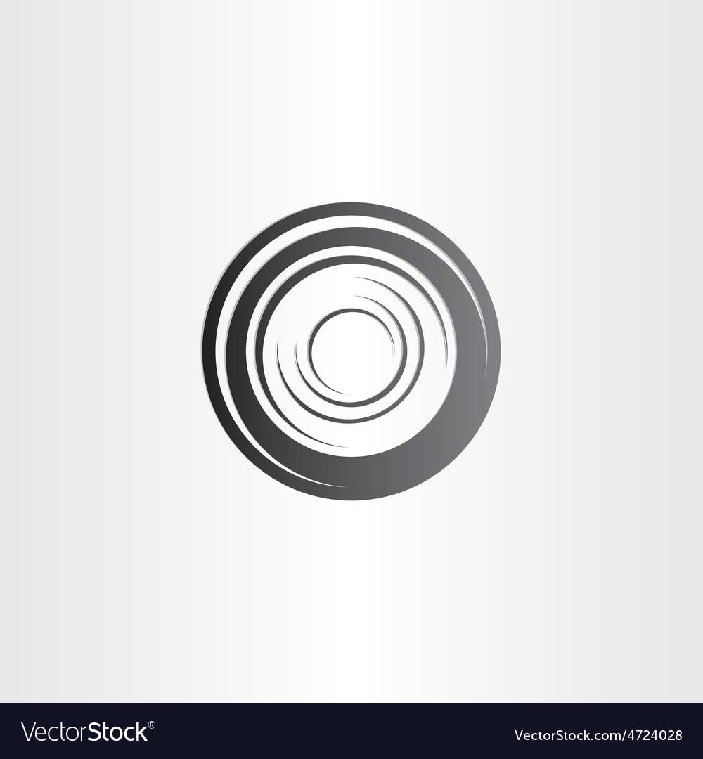 Car wheel symbol design