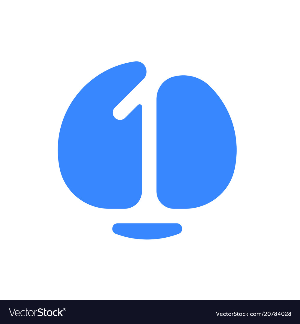 Number 1 one font logo blue icon