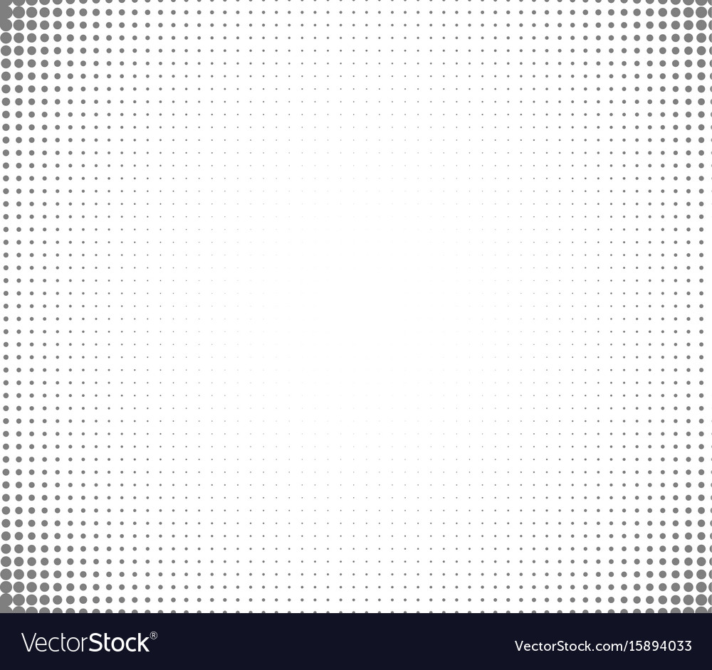 Background dots in corners the
