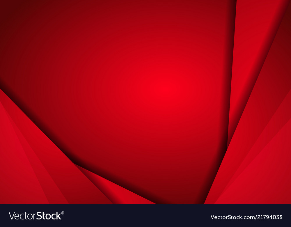 Background metallic modern with red metal banner