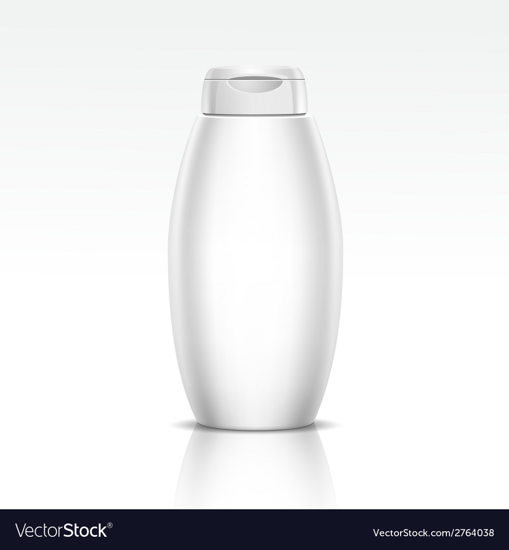 Bottle for Shampoo Shower Gel or Liquid Soap
