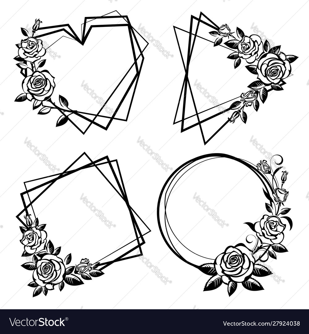 Geometric frames