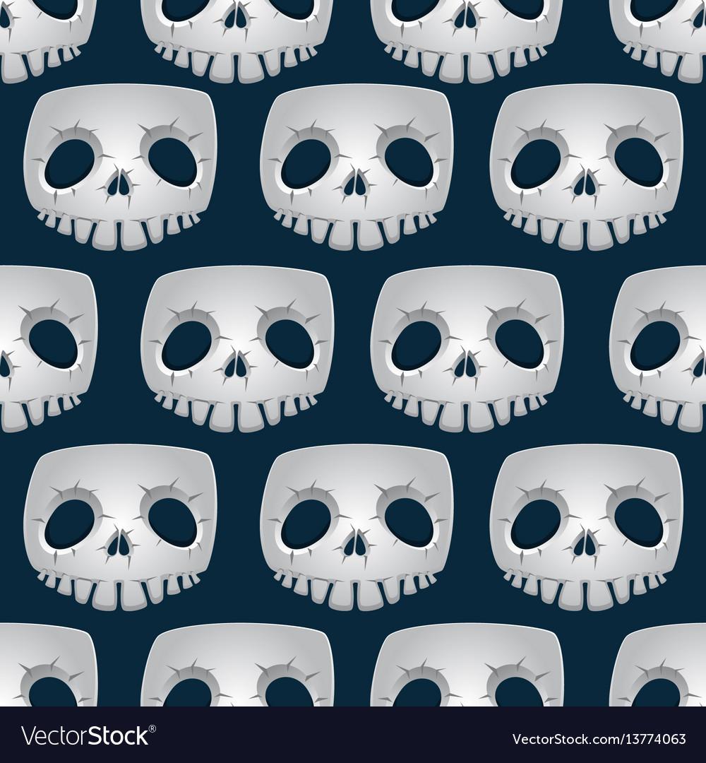 Skeleton texture seamless