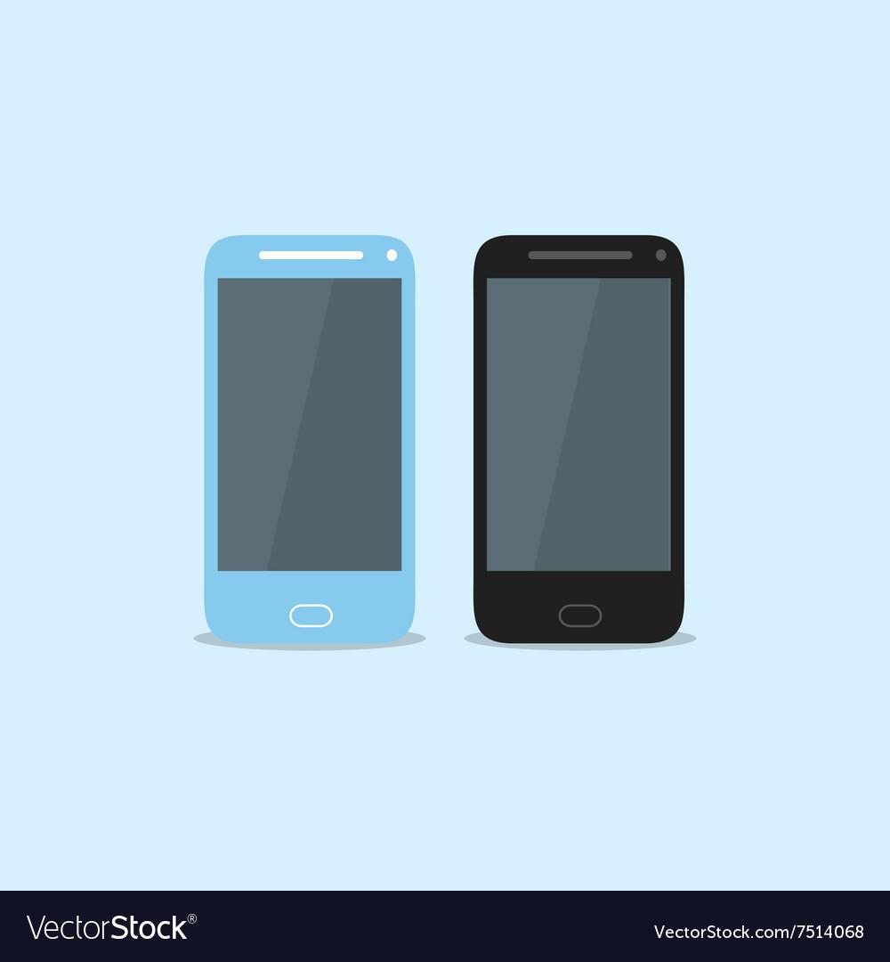 Smartphone flat