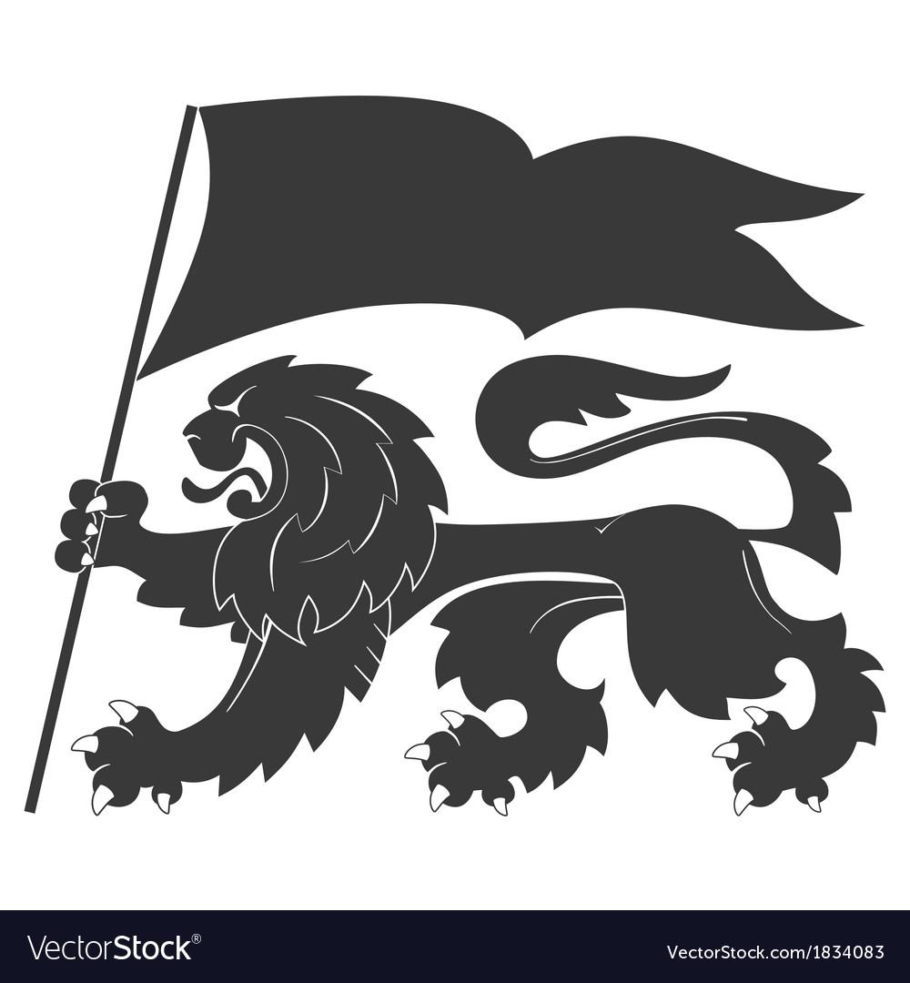 Heraldic lion33