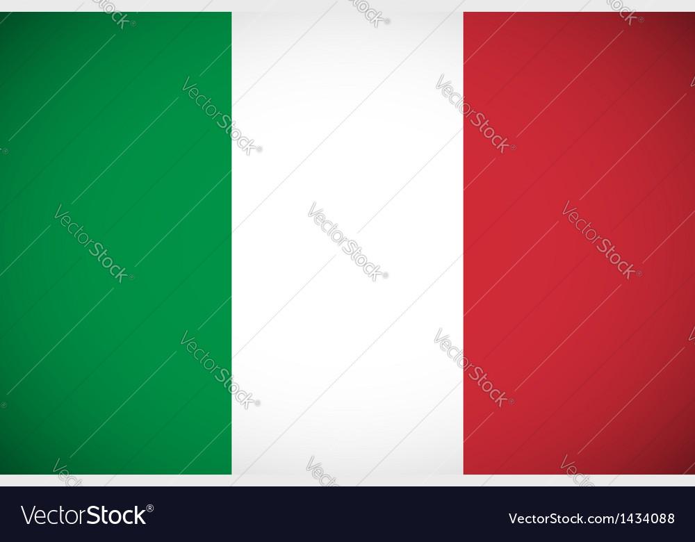 National flag italy