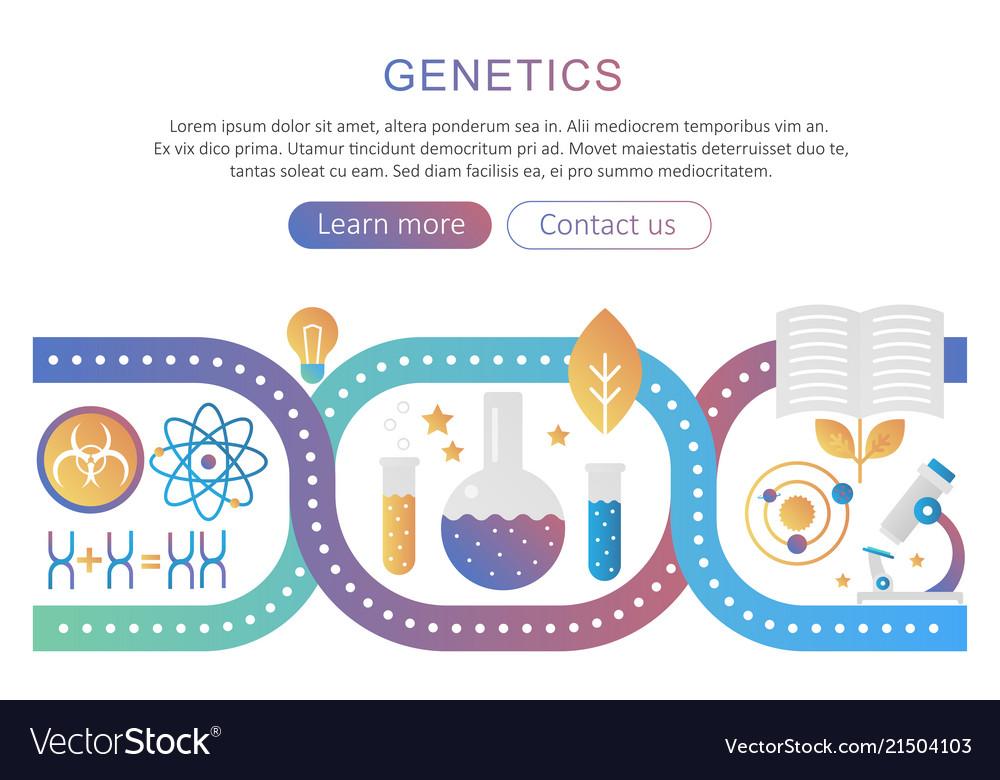 Dna genetics and bioengineering research