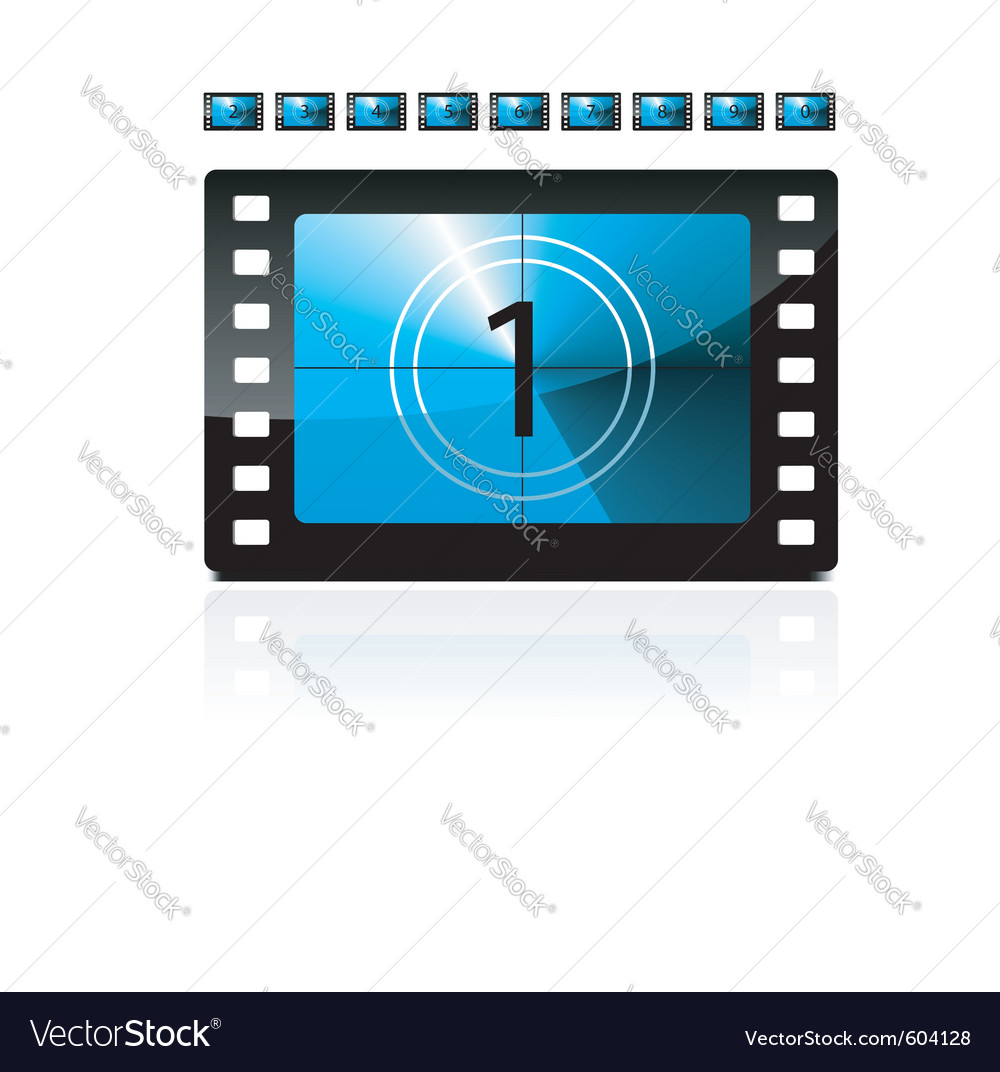 Film count down
