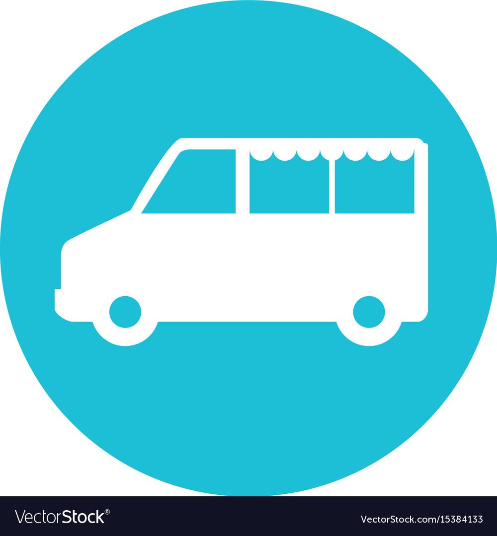 Van vehicle transport