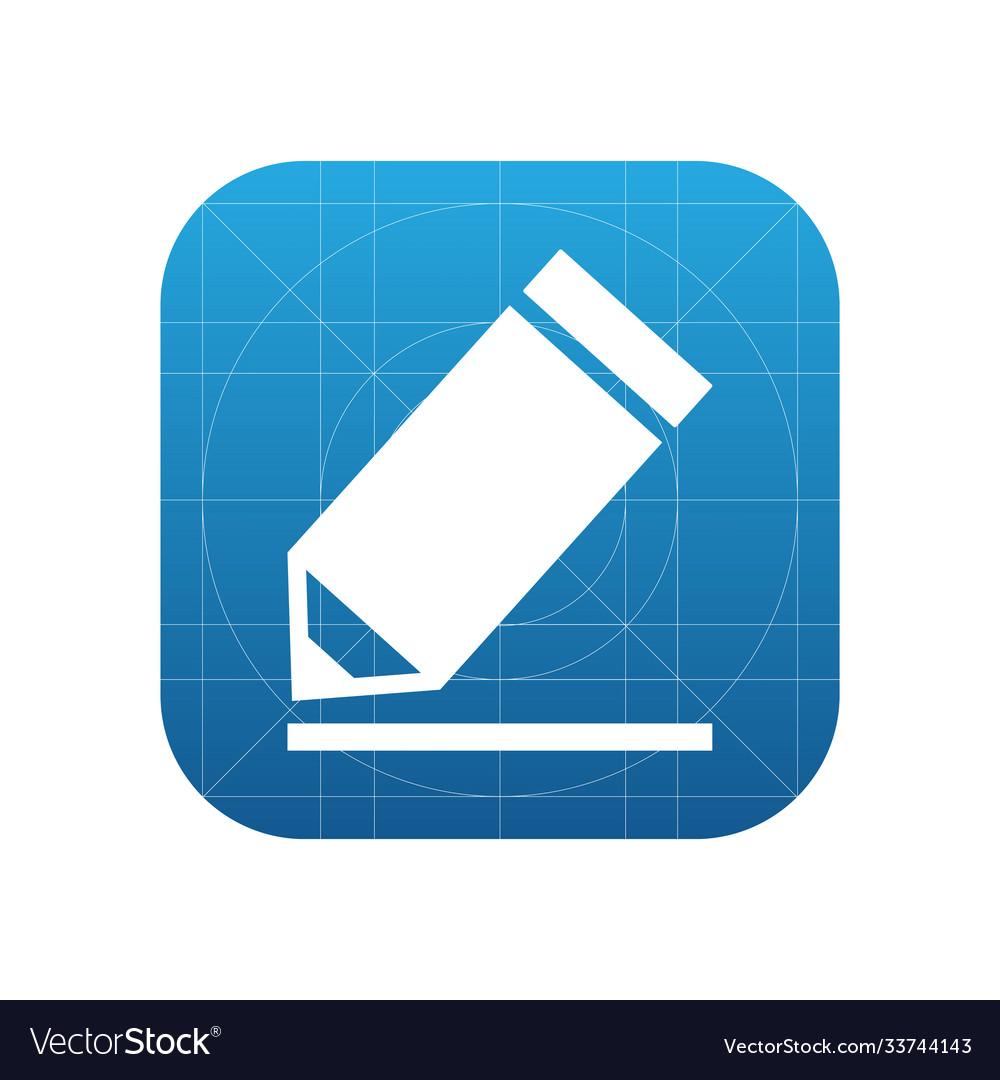 Pen icon sign icon symbol flat icon flat