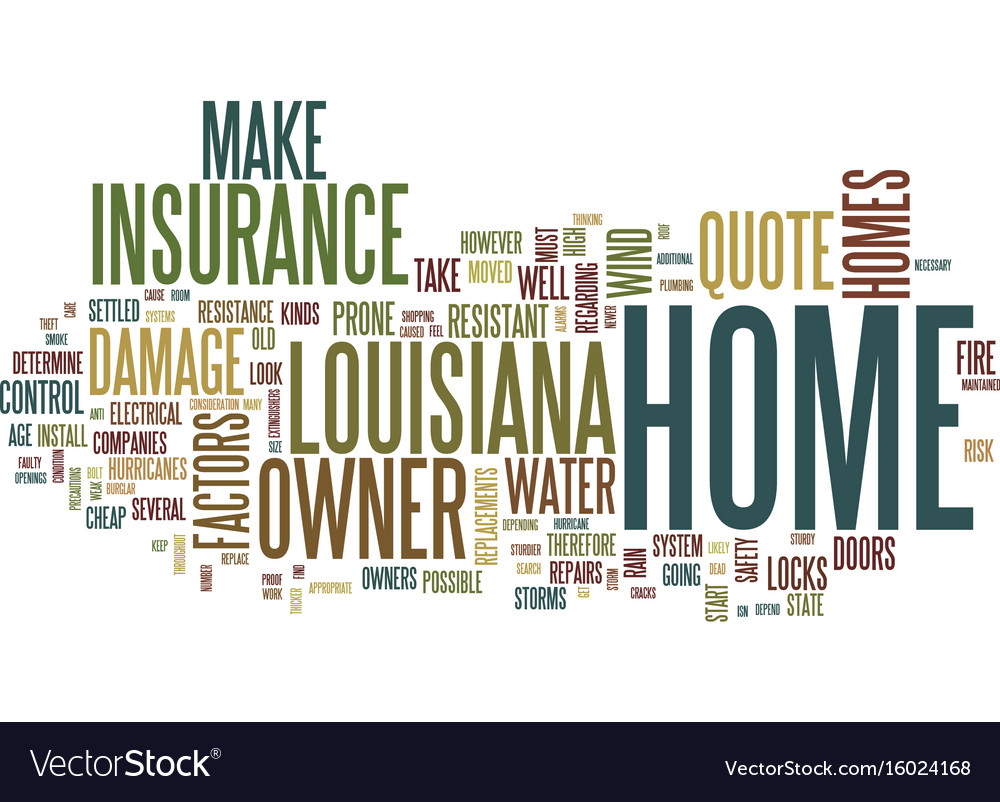 Find a cheap home owner s insurance quote in vector image