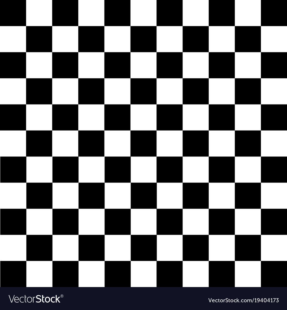 Black And White Checkered Background Royalty Free Vector