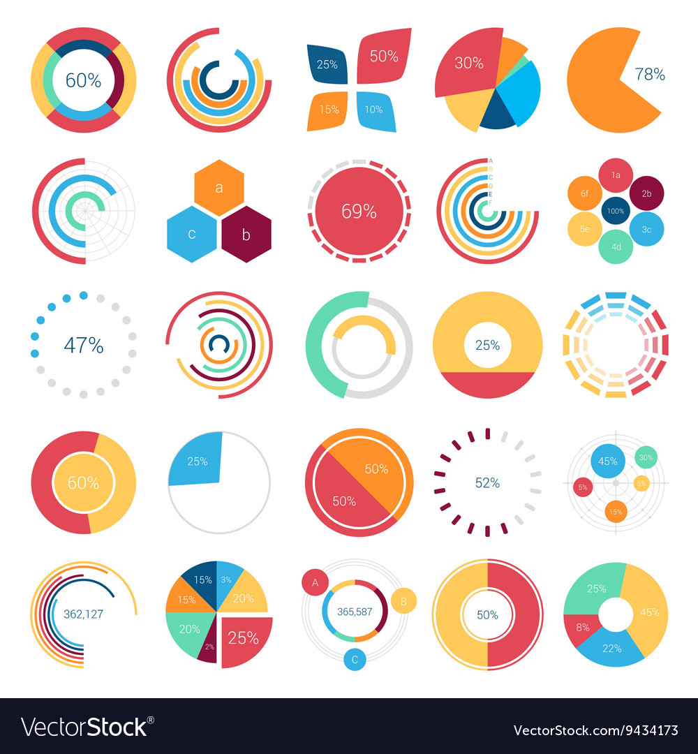 Infographics collection of design elements