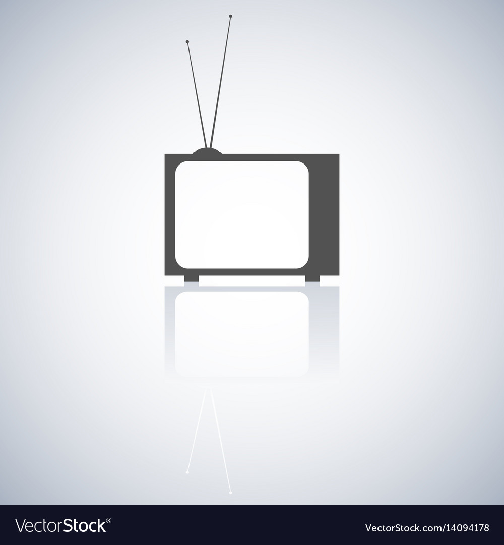 The tv icon