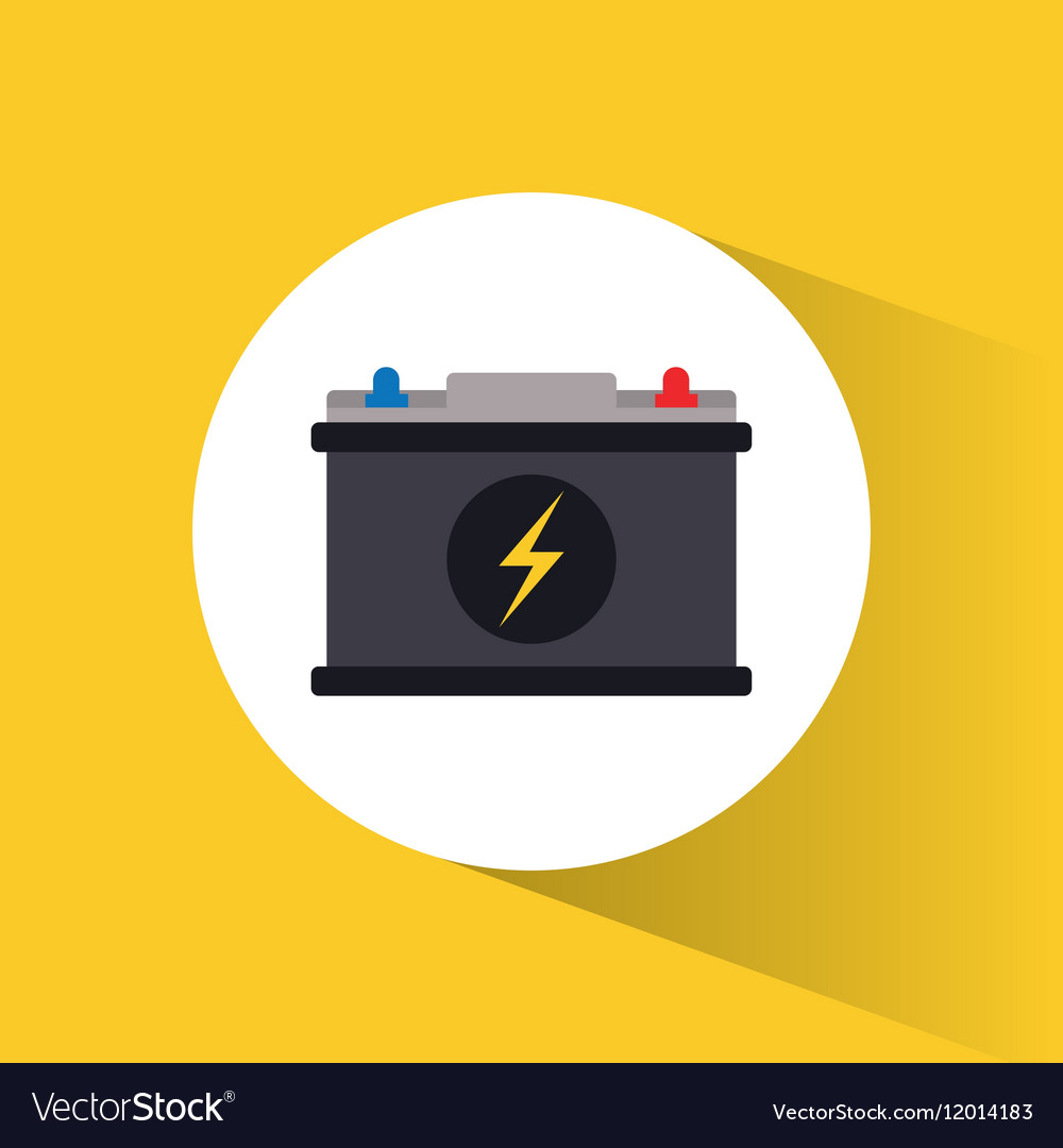 Battery high voltage electricity