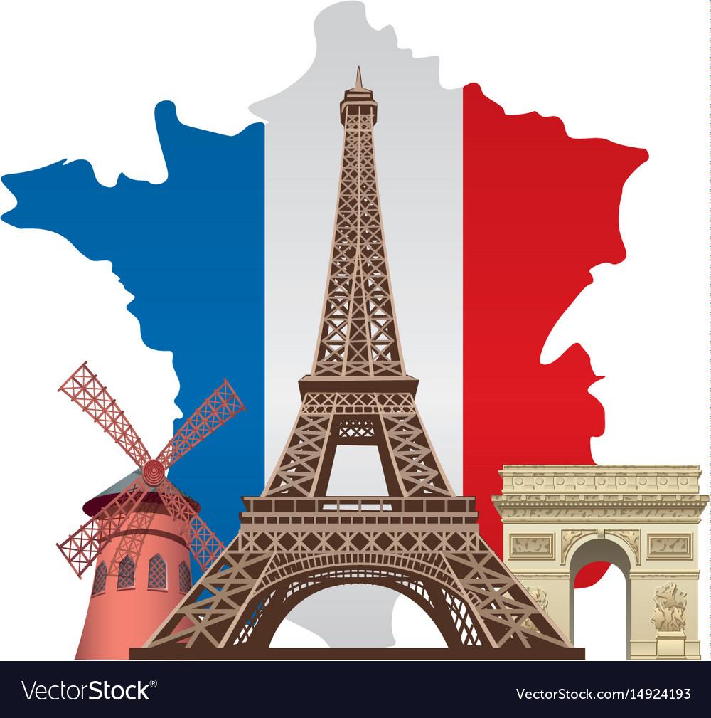 Landmarks france