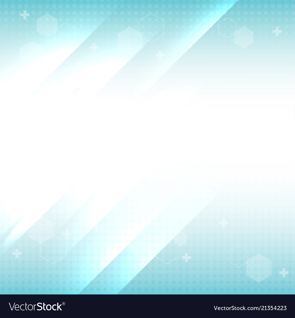Abstract blue halftone medical background