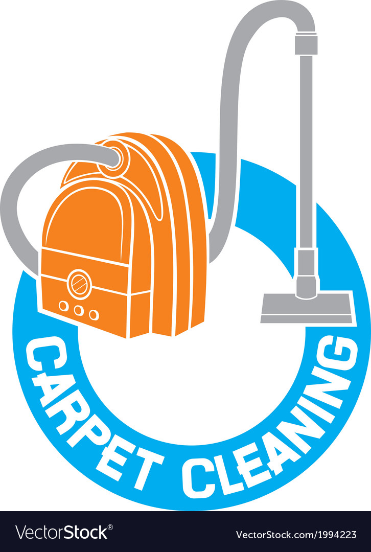 Carpet cleaning service sign