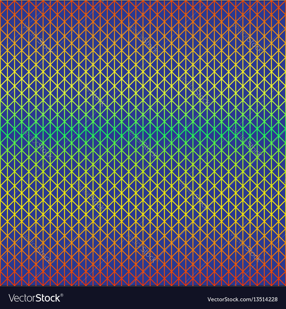 A abstract pattern