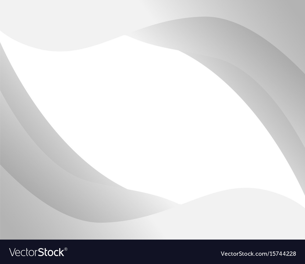 Background white abstract vector image