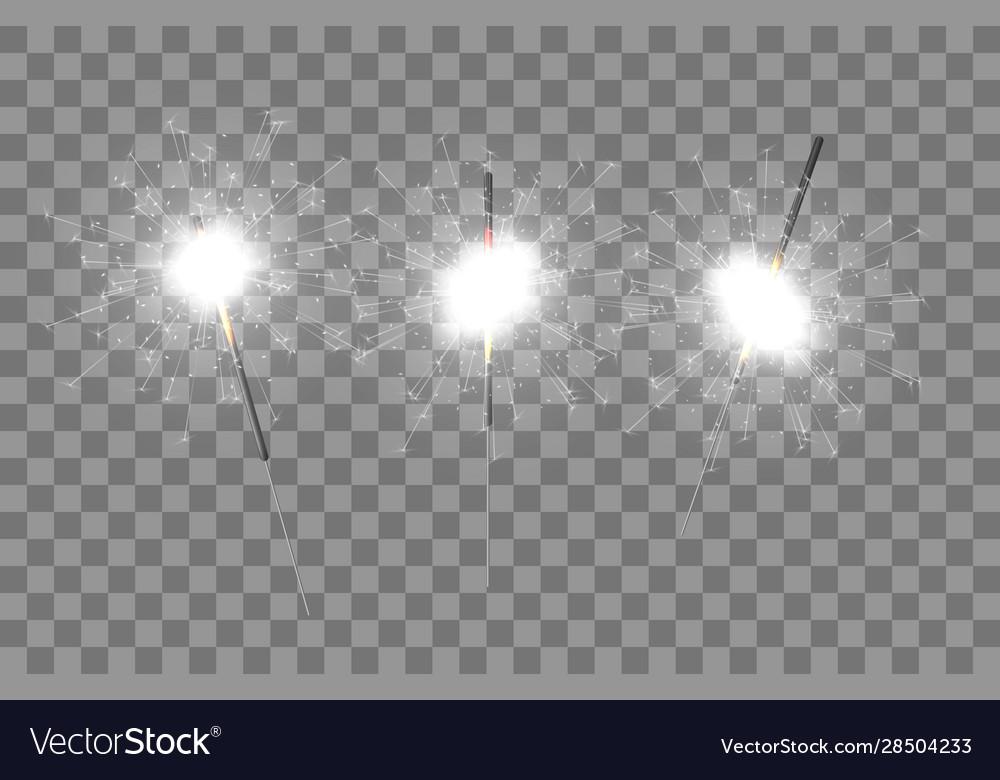Light sparkler decoration holiday sparkler