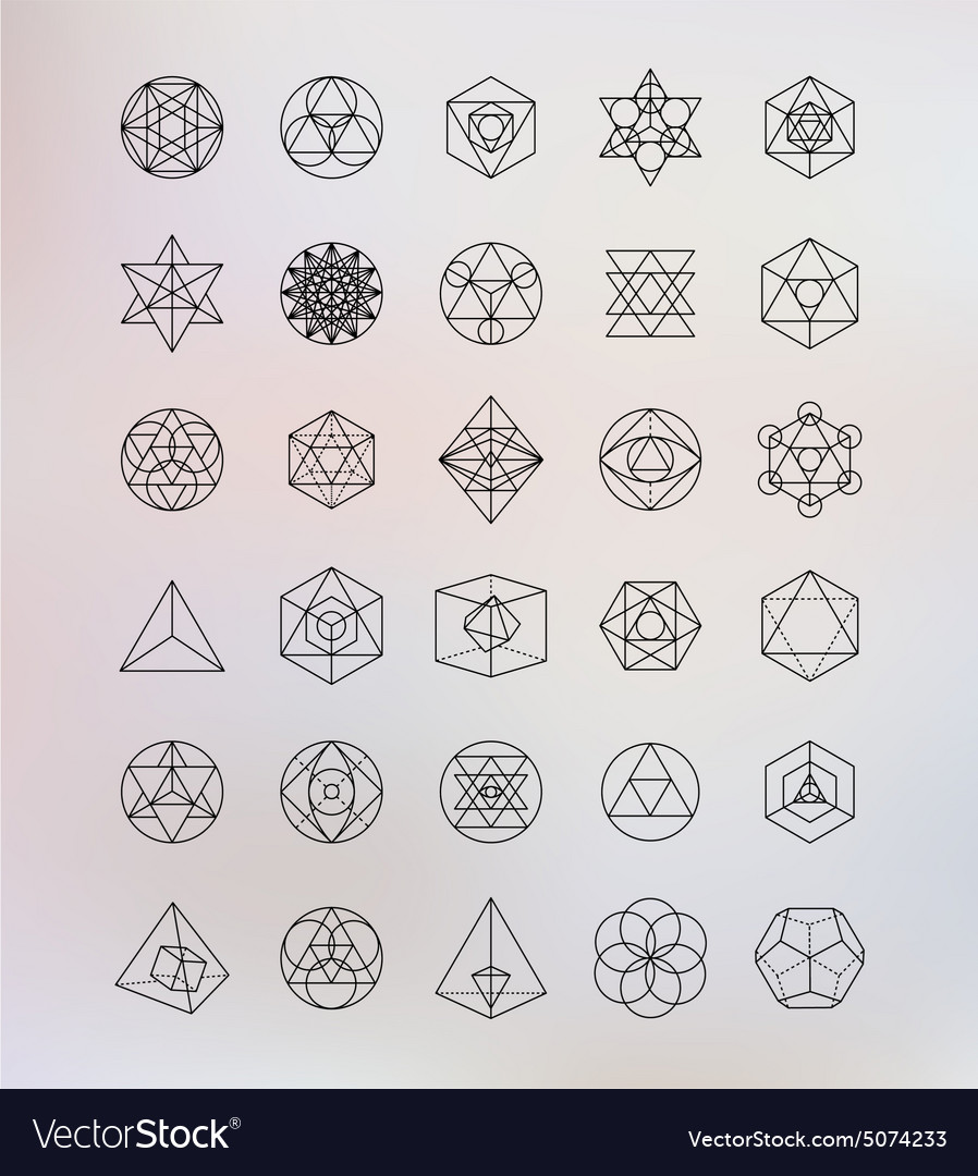 Sacred Geometry Lt3 Geometry T Alchemy Symbols And