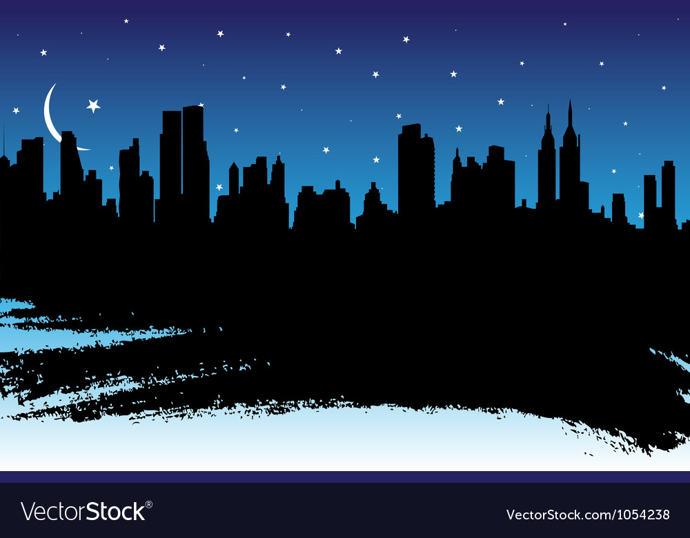 New York vector image