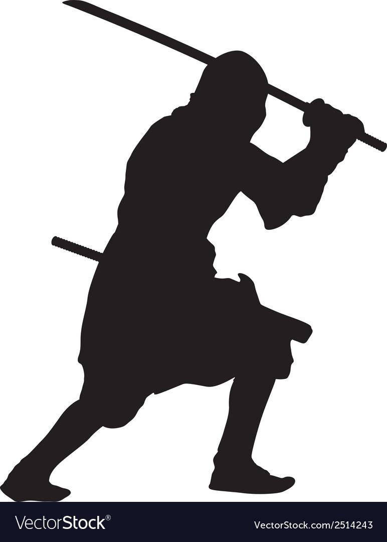 Ninja warriors theme