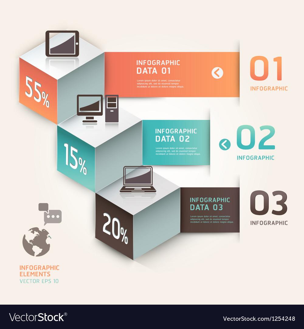 Modern infographics communication technology