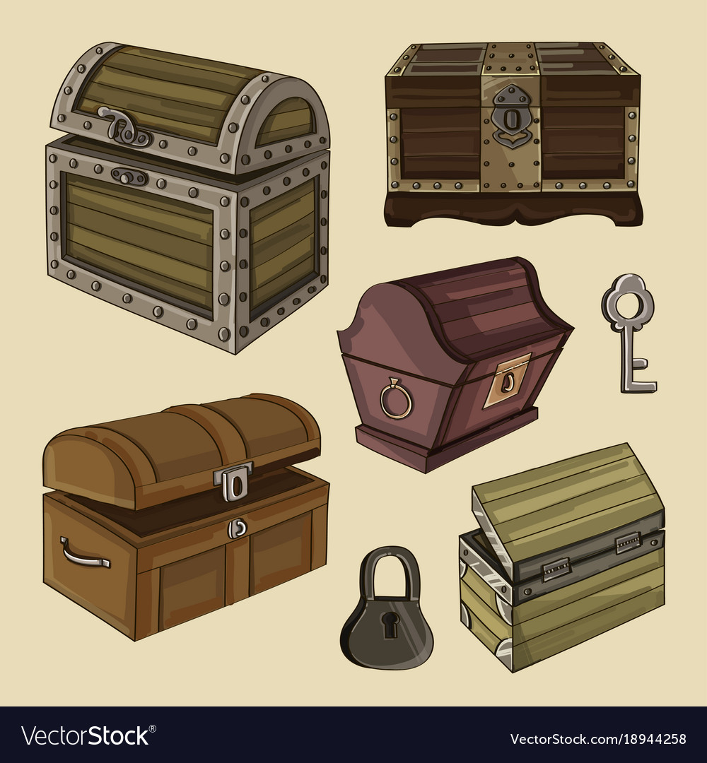 Set of chest