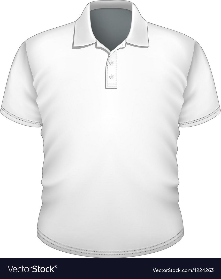 Mens Polo Shirt Design Template Royalty