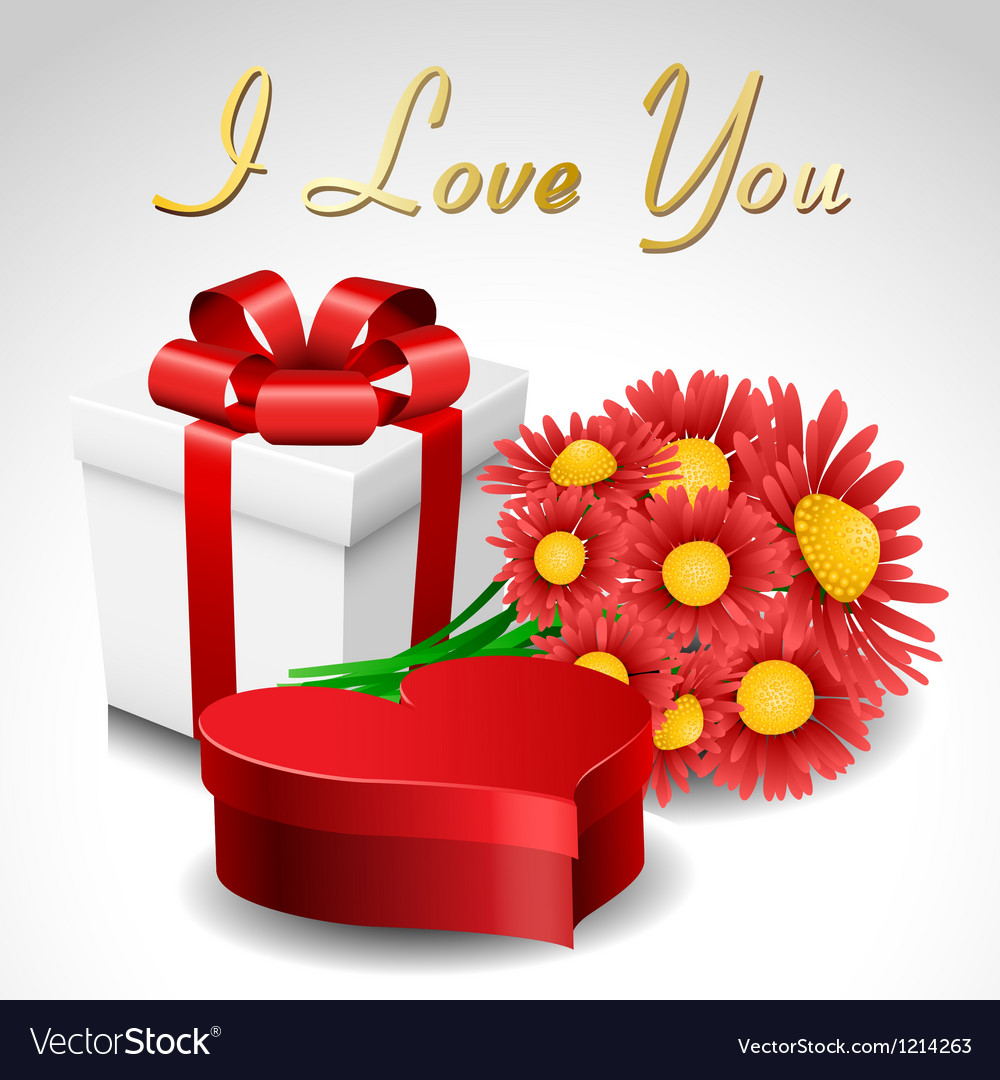 Valentine gift set