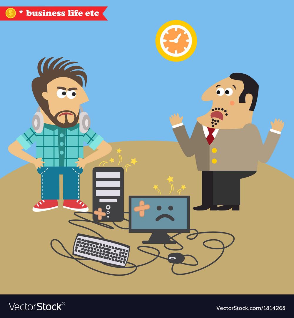 Image result for geeks vs bosses