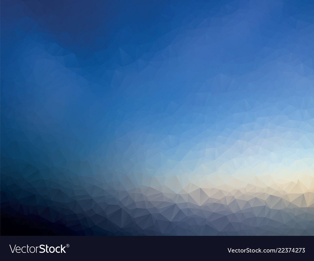 Abstract geometric dark blue background