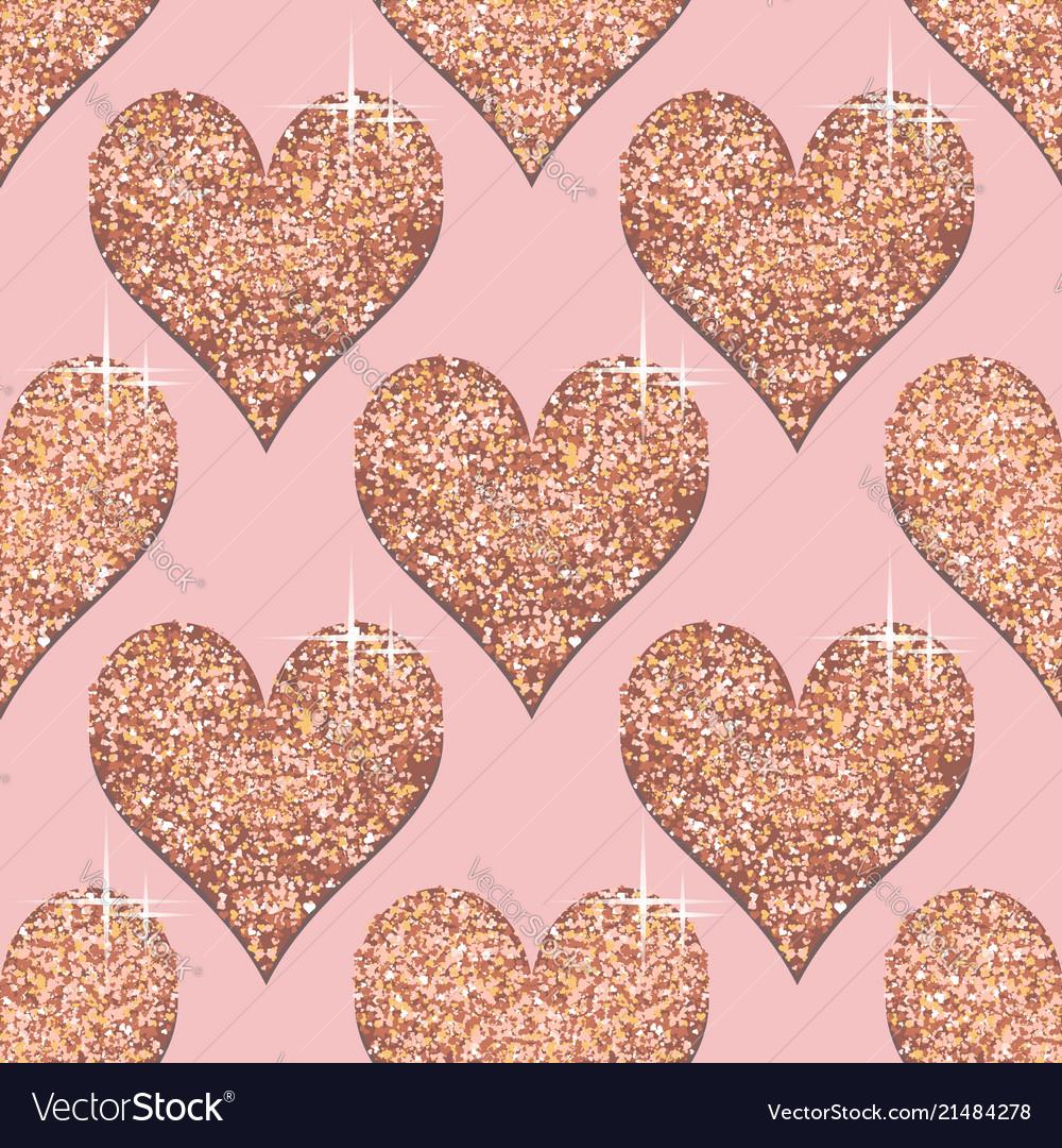 Rose Gold Pattern Custom Inspiration Ideas