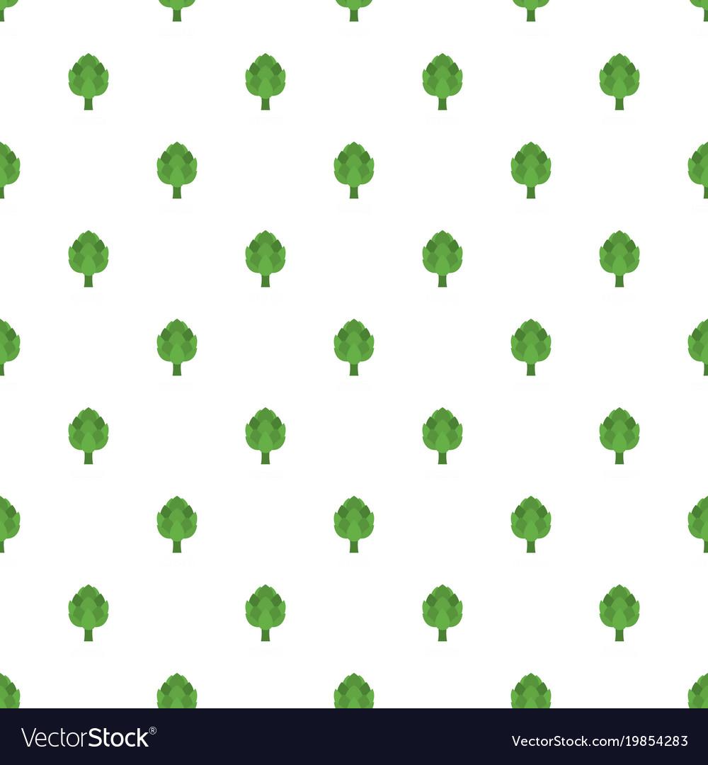 Artichoke pattern seamless
