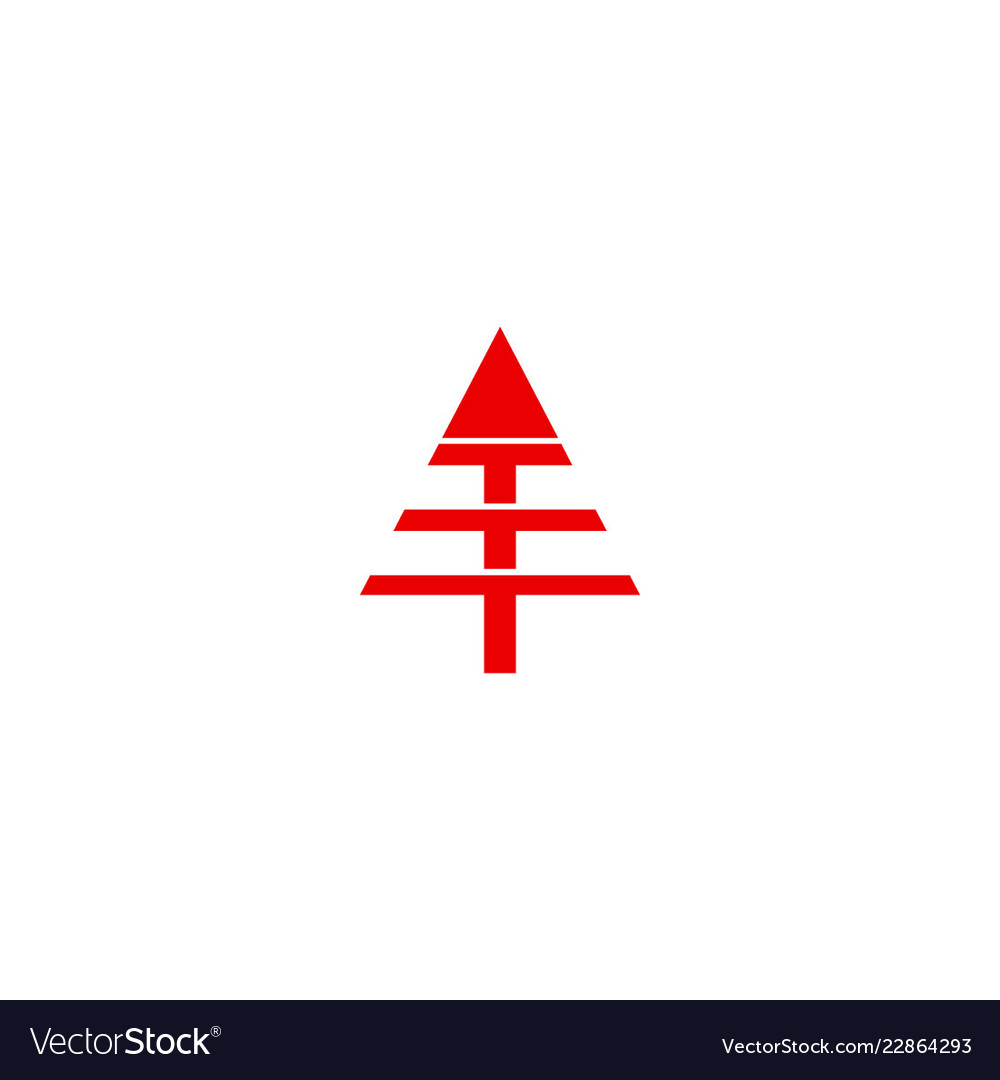 Arrow up level shape company logo