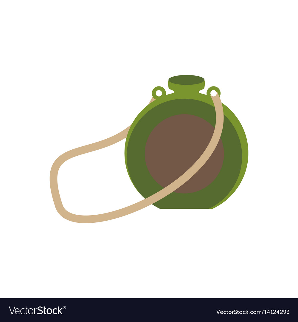 Tourist flask