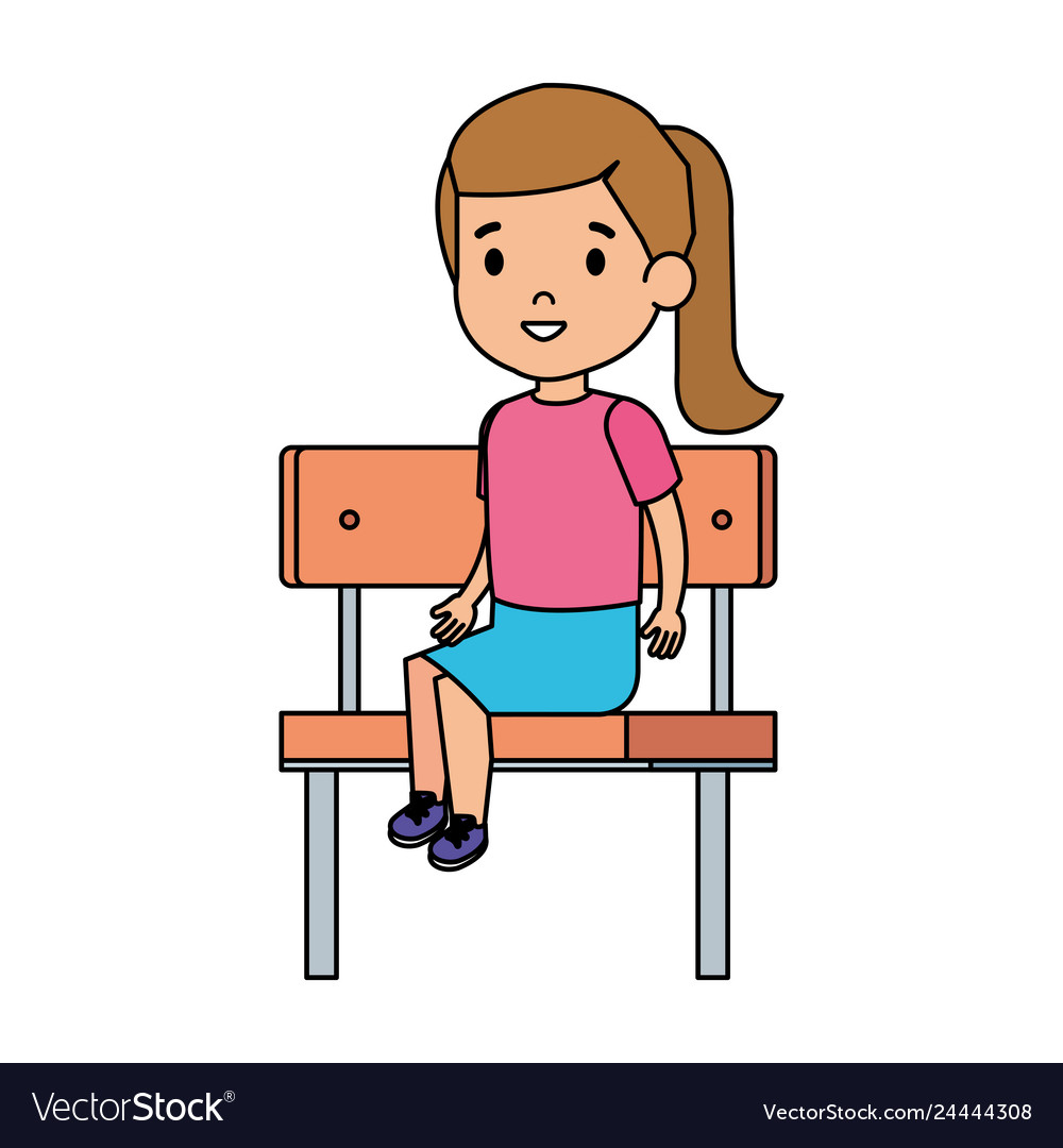 Admirable Cute Little Boy Sitting In Schoolchair Gmtry Best Dining Table And Chair Ideas Images Gmtryco